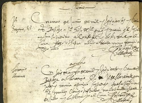Archivo Diocesano de Segovia