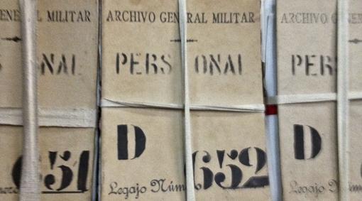 Archivo General Militar del Alcázar de Segovia